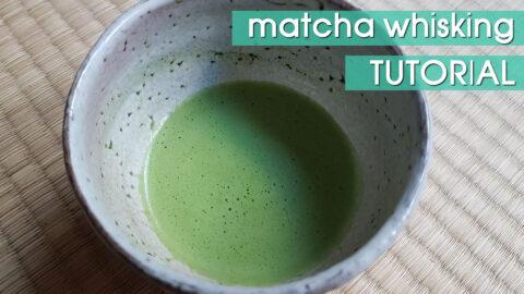 How to make matcha green tea + Q&A with moJoosh